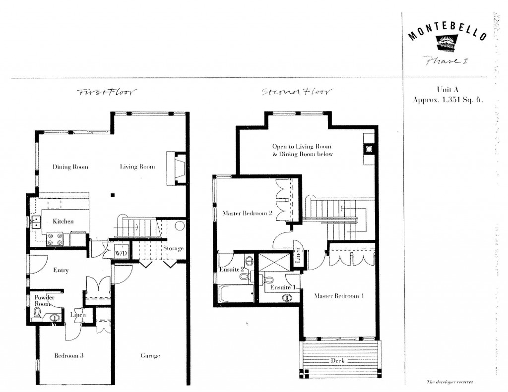 Phase I - Unit A_3Bedrooms